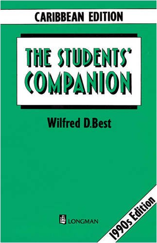 9780582075184: The Student's Companion