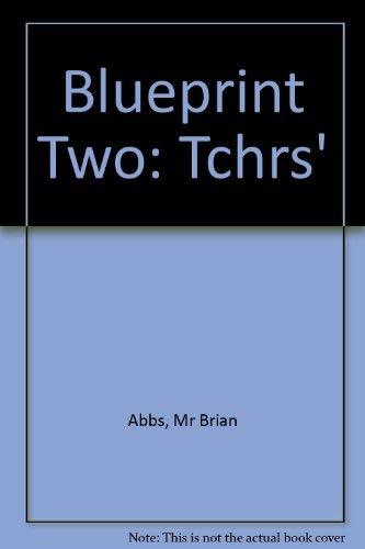 9780582075337: Blueprint Teacher's Book 2