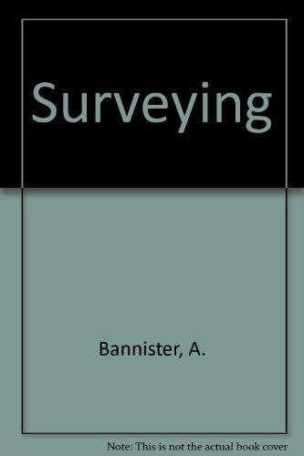 9780582076884: Surveying