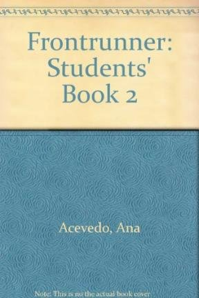 Frontrunner (Book 2): Ana, etc. Acevedo