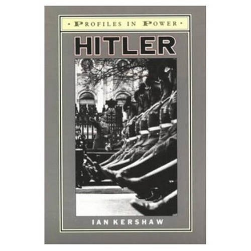 9780582080539: Hitler (Profiles in Power)
