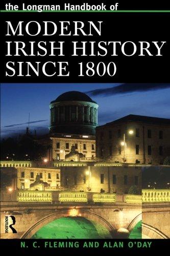 9780582081024: Longman Handbook of Modern Irish History Since 1800
