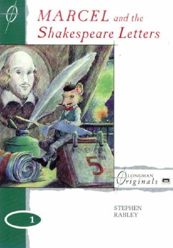9780582081369: Marcel and the Shakespeare Letters: Stage 1 (Longman Originals)