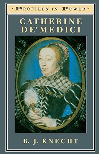 9780582082410: Catherine de'Medici (Profiles In Power)