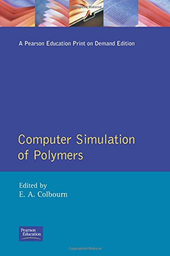 9780582083745: Computer Simulation of Polymers (Polymer Science and Technology)
