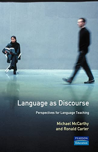 9780582084247: Language as Discourse: Perspectives for Language Teaching (Applied Linguistics and Language Study)