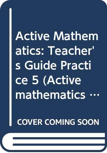 9780582084483: Active Mathematics: Teacher's Guide Practice 5 (Active mathematics practice)
