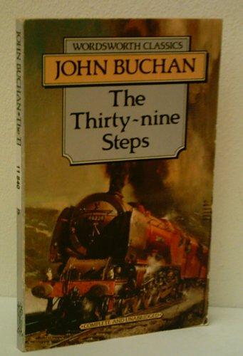 9780582084674: The Thirty-nine Steps (Longman Fiction)