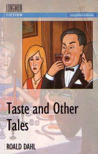 roald dahl taste and other tales