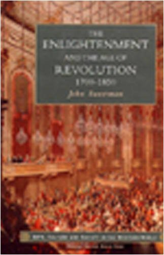 9780582084919: The Enlightenment and the Age of Revolution, 1700-1850 (Arts, Culture & Society in the Western World)