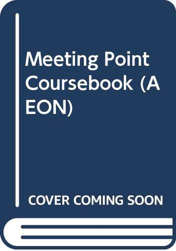 9780582086067: Meeting Point Coursebook