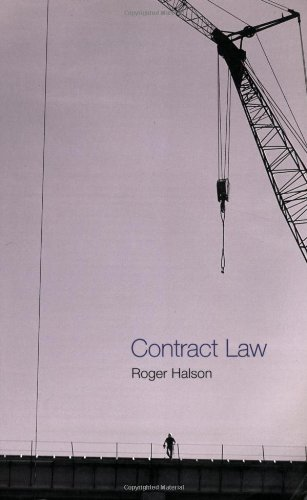9780582086470: Contract Law (Longman Law Series)