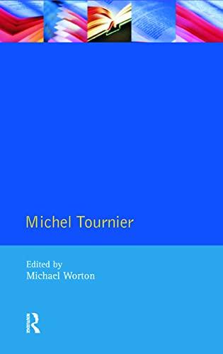9780582086500: Michel Tournier (Modern Literatures In Perspective)