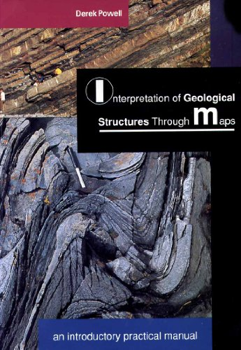 9780582087835: Interpretation of Geological Structures Through Maps: An Introductory Practical Manual