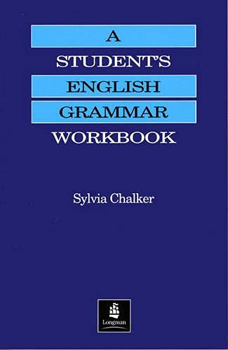 9780582088191: A Student's English Grammar. Workbook (Grammar Practice)