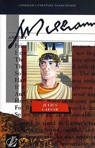 Julius Caesar (New Longman Literature 14-18): Fisher, Jacqueline, Blatchford,
