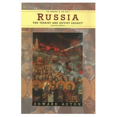 9780582089150: Russia (The Present and the Past)