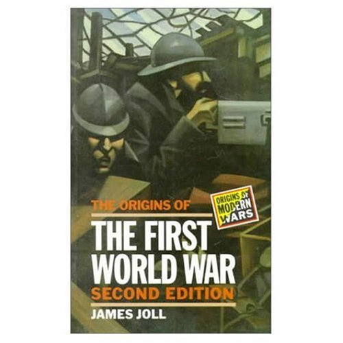 9780582089204: The Origins of the First World War (Silver Library)
