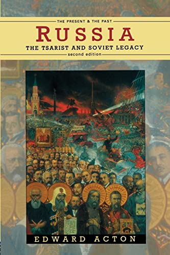 9780582089228: Russia: The Tsarist and Soviet Legacy (The Present and The Past)
