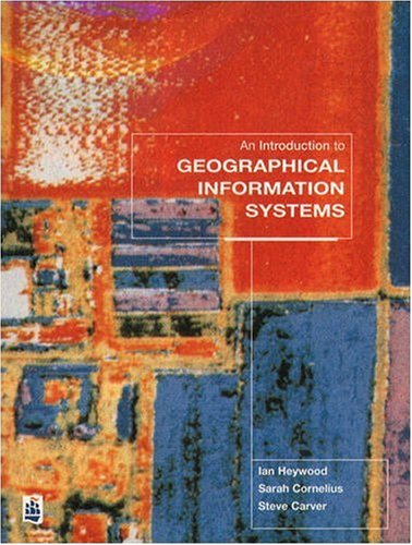 9780582089402: An Introduction to Geographical Information Systems