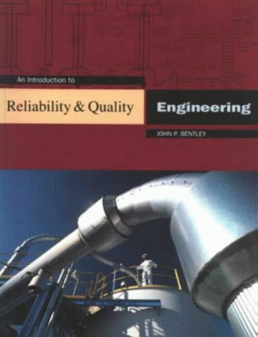 9780582089709: An Introduction to Reliability and Quality Engineering