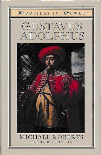 9780582090019: Gustavus Adolphus (Profiles in Power)
