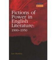 9780582090941: Fictions of Power in English Literature: 1900-1950