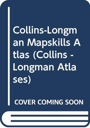 9780582092464: Collins-Longman Mapskills Atlas
