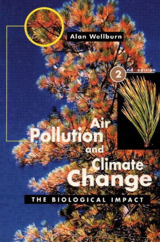 9780582092853: Air Pollution and Climate Change: The Biological Impact (2nd Edition)