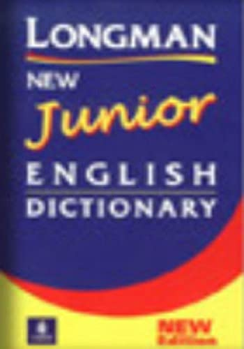 Longman New Junior English Dictionary 2nd. Edition