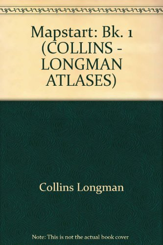 9780582095304: Mapstart 1 New Edition (COLLINS - LONGMAN ATLASES) (Bk. 1)