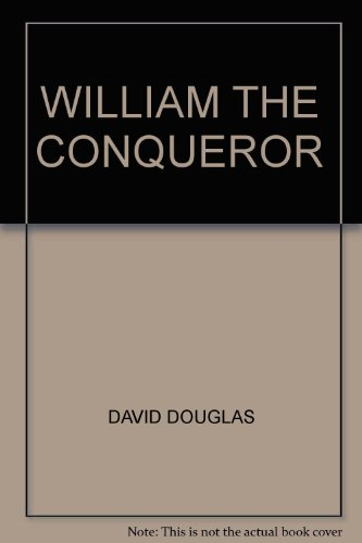 9780582095670: William the Conqueror
