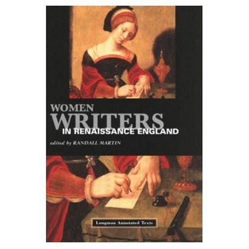9780582096219: Women Writers in Renaissance England (Longman Annotated Texts)