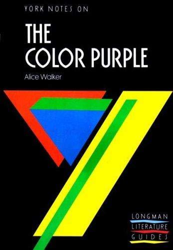 9780582096417: Alice Walker,