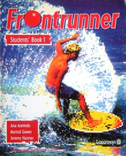 9780582096622: Frontrunner, Student's Book 1