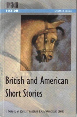 9780582096813: British & American Short Stories (Fiction)