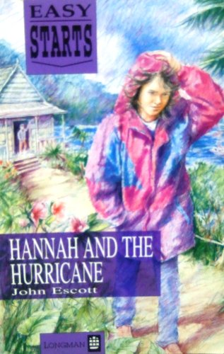 9780582096929: Hannah and the Hurricane (Easy Starts)