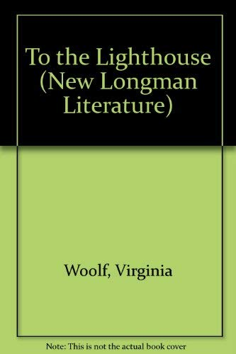 9780582097148: To the Lighthouse (New Longman Literature)