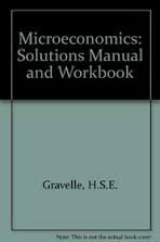 9780582098008: Microeconomics: Solutions Manual and Workbook