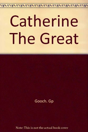 9780582098046: Catherine the Great (Profiles in Power)
