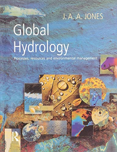 9780582098619: Global Hydrology: Processes, Resources and Environmental Management
