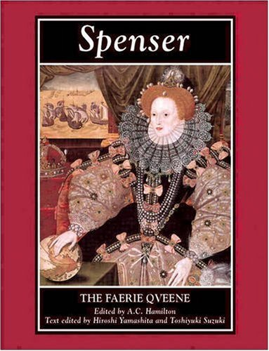 9780582099517: Spenser: The Faerie Queene (2nd Edition) (Longman Annotated English Poets)