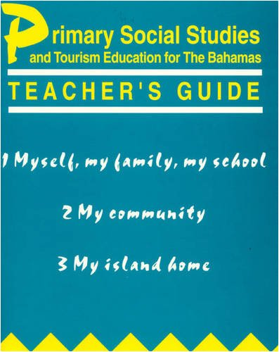 9780582100282: Primary Social Studies and Tourism Education for the Bahamas Teacher's Guide 1 (Primary Social Studies for Bahamas)