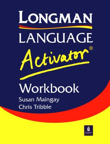 9780582100336: Longman Language Activator: Workbook: World's First Production Dictionary (LLA)
