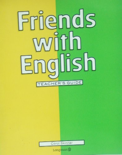 9780582100763: Friends with English: Teacher's Guide