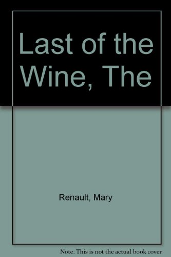 9780582101388: Last of the Wine, The