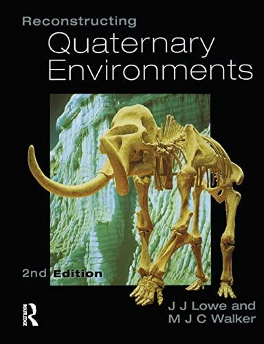 9780582101661: Reconstructing Quaternary Environments