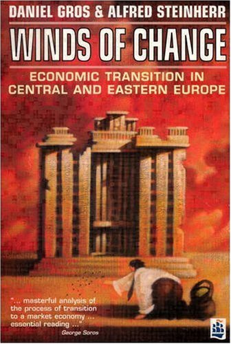 9780582102705: Winds of Change: Economic Transition in Central and Eastern Europe