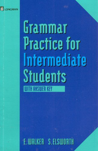 9780582103078: Grammar Practice for Intermediate Students (GRPR)