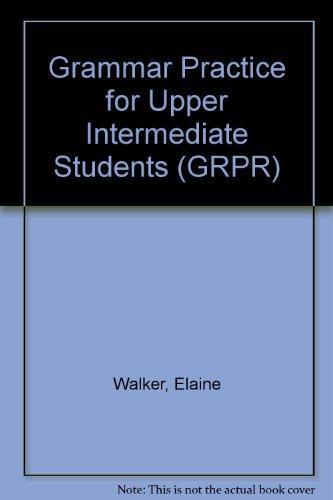 9780582103085: Grammar Practice for Upper Intermediate Students (GRPR)